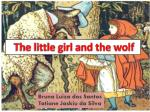 The little girl and the wolf