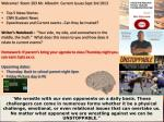 Welcome! Room 203 Mr. Albrecht Current Issues Sept 3rd 2013 Top 5 News Stories CNN Student News
