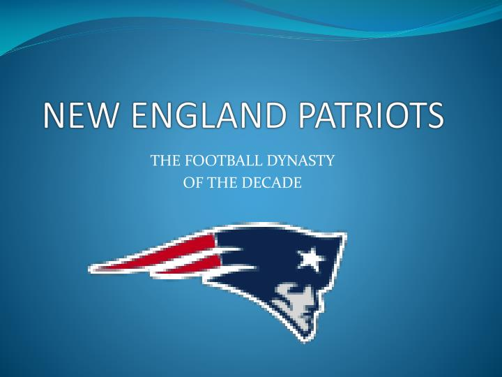 new england patriots n.