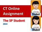CT Online Assignment
