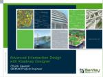 Advanced Intersection Design with Roadway Designer