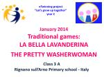 "eTwinning project ""Let's grow up together"" year 2"