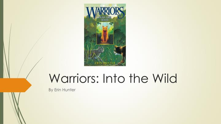 warriors into the wild n.