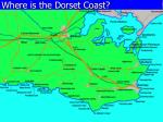 Where is the Dorset Coast?