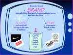 is a symbol that distinguished a product made by one firm from the others