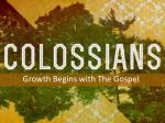 INTRODUCTION TO COLOSSIANS