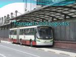 Transport and Logisitcs
