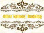 Other Nations' Banking