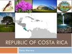 Republic of Costa Rica