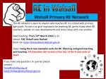 RE in Walsall