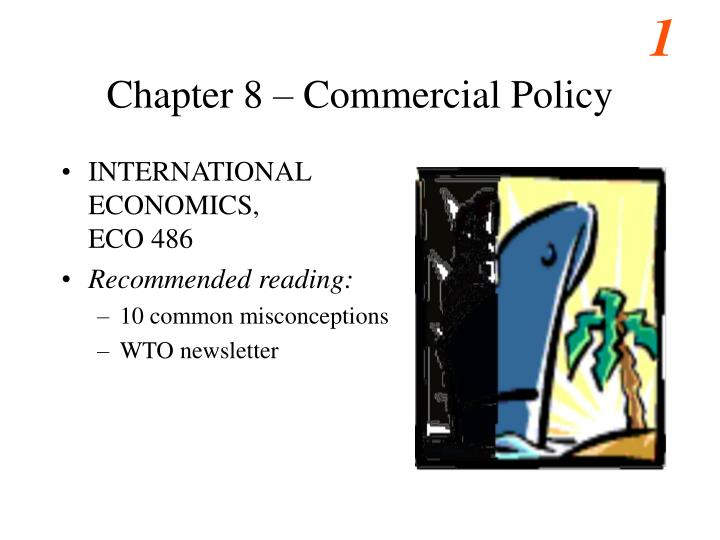 chapter 8 commercial policy n.