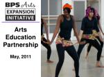 Arts Education Partnership May, 2011