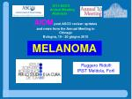 AIOM post ASCO review: updates and news from the Annual Meeting in Chicago
