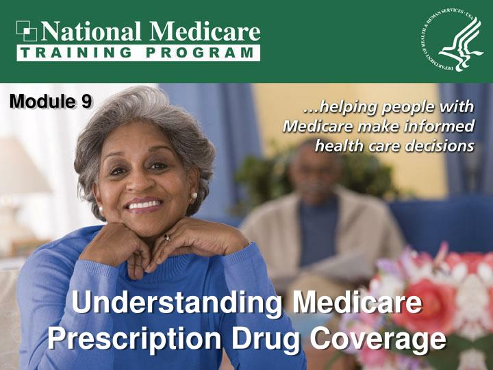 understanding medicare prescription drug coverage n.