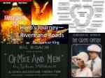 Hero's Journey— Rivers and Roads