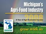 Michigan Agri-businesses are on the grow…