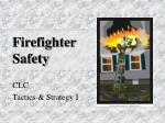 Firefighter Safety
