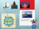 Around the World in 80 Days  Chapters 7, 8, & 9