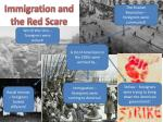Immigration and the Red Scare