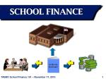 TASBO School Finance 101 – November 17, 2010 	 	 1