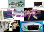 Monitoring with Instrumentation
