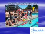Water Rescue Manikins