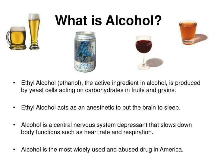 what is alcohol n.