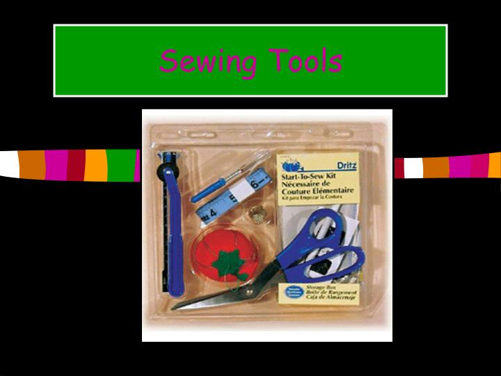 sewing tools n.