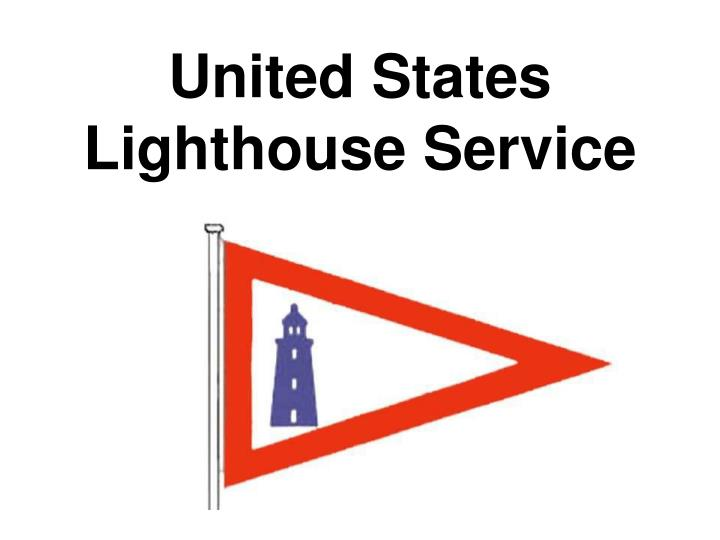 united states lighthouse service n.