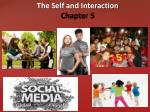 The Self and Interaction Chapter 5