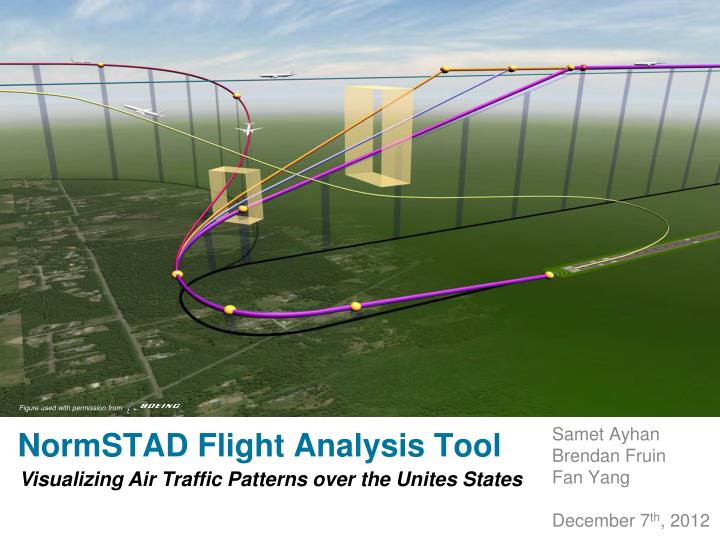 normstad flight analysis tool n.