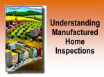 Understanding Manufactured Home Inspections