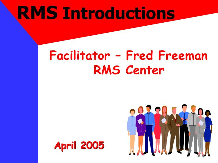 rms introductions n.