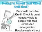 Avail Loans for Personal Financial Issues