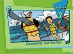 Geometry: Test Review
