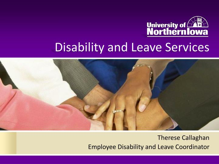 disability and leave services n.