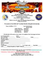 The Mid-Atlantic Chapter  of the  Army Aviation Association of America (AAAA )