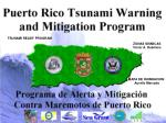 TSUNAMI READY PROGRAM