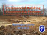 Commercial Building Construction Projects