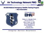 Air Technology Network PMO