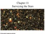 Chapter 11 Surveying the Stars