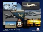 AIRCDRE John Oddie Commander Air Lift Group 16 June 2008