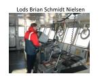 Lods Brian Schmidt Nielsen