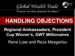 """Global Wealth Trade """"Products You Want, Business You Need."""""""