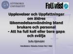 Sofia Björkdahl