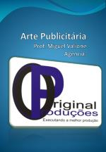 Arte Publicitária Prof. Miguel Valione Agência: