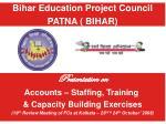 Bihar Education Project Council PATNA ( BIHAR)
