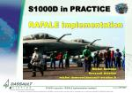 RAFALE implementation