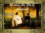 10 cose che Dio ti chiederà