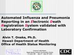 Influenza Deaths